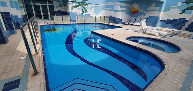 3 Bedroom Apartment for Rent in Electra Street, Abu Dhabi - Magnificent 3 BHK | Gym+Pool