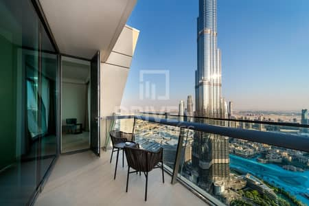 3 Bedroom Apartment for Sale in Downtown Dubai, Dubai - Furnished 3 Bedroom Unit plus Maids Room