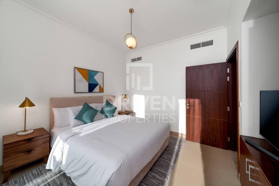 15 Furnished 3 Bedroom Unit plus Maids Room