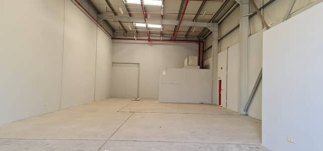 Warehouse for Rent in Industrial Area, Sharjah - 3000 square feet Warehouse with sprinklers available in Industrial area 18, Sharjah