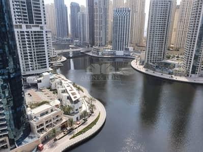 2 Bedroom Apartment for Sale in Dubai Marina, Dubai - Marina View I High Floor I Vacant I Maids I Storage Unit