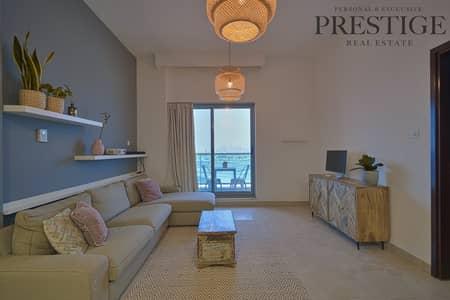 شقة 1 غرفة نوم للبيع في مدينة دبي الرياضية، دبي - Upgraded 1 Bed I Furnished I The Diamond | Sports City