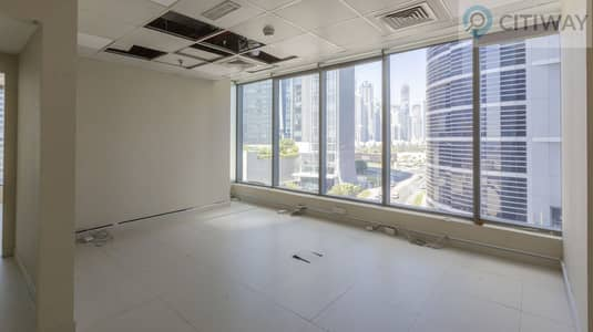 Office for Rent in Business Bay, Dubai - Fully Fitted | Attached Bath | Near the Metro