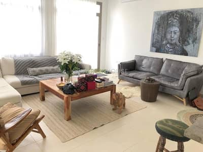 4 Bedroom Townhouse for Rent in Town Square, Dubai - Furnished 4 B/R+Maids Rm. Townhouses | Corner Unit | Hayat Townhouse