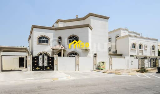 Compound of 3 Vilas in al Mushrif area Abu dhabi for Sale