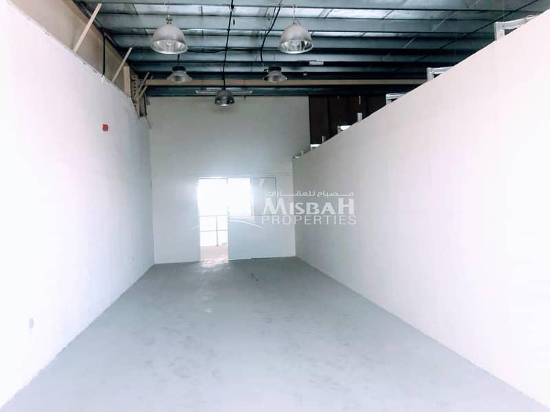 2 362 sq.ft Warehouse inclusive TAX with Ground & Mezzanine in Al Quasis Ind 2