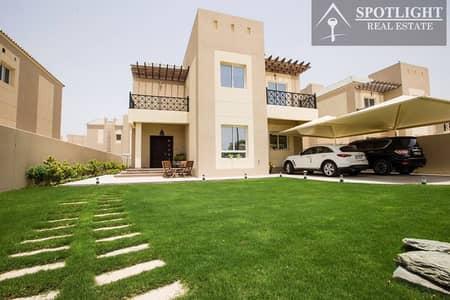 فیلا 5 غرف نوم للبيع في دبي لاند، دبي - TYPE C - BIGGEST PLOT AREA - SINGLE ROW - BEAUTIFUL UNIT