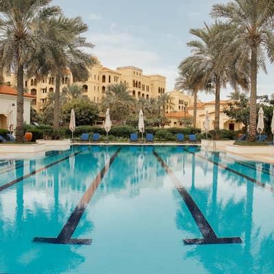 2 Bedroom Apartment for Rent in Saadiyat Island, Abu Dhabi - Huge layout Superb 1 BR | Serene community