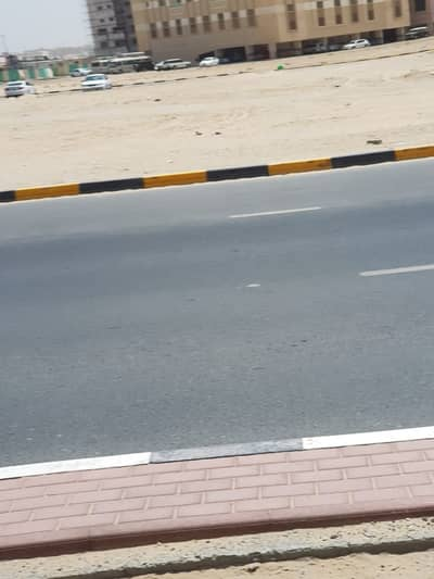 Plot for Sale in Al Nahda, Sharjah - land for sale very good location iat the main road  opposite sahara center specials  price