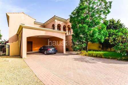 5 Bedroom Villa for Rent in Arabian Ranches, Dubai - Huge Plot | Type 15 | Landscaped Garden