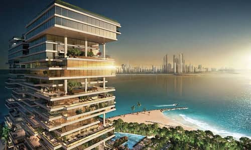 5 Bedroom Penthouse for Sale in Palm Jumeirah, Dubai - 5 Bedrooms Penthouse I Luxury Life I Stunning Sea view