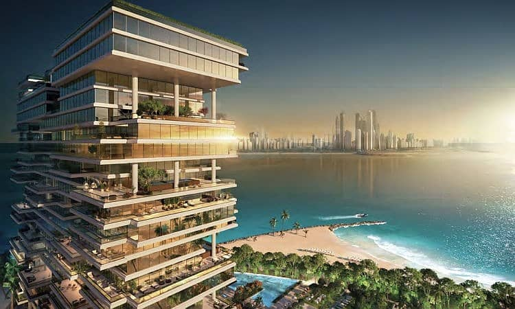 5 Bedrooms Penthouse I Luxury Life I Stunning Sea view