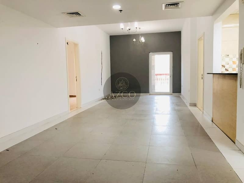 2BR + MAID | 1 Month free | Separate kitchen