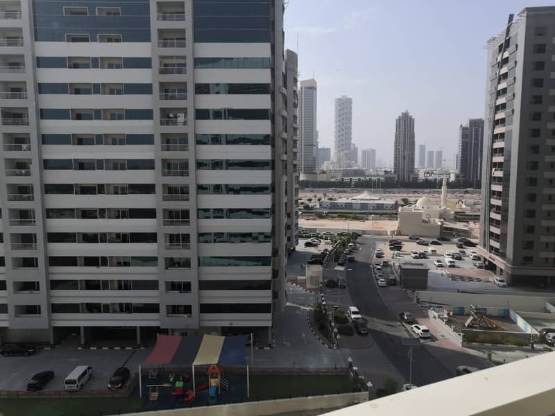 Dubai Sports City , 2 bedroom apartment in Olympic park  for rent 52000=year