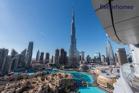 2 Bedroom Flat for Sale in Downtown Dubai, Dubai - Best Price | Brand New Furnished I Type 01