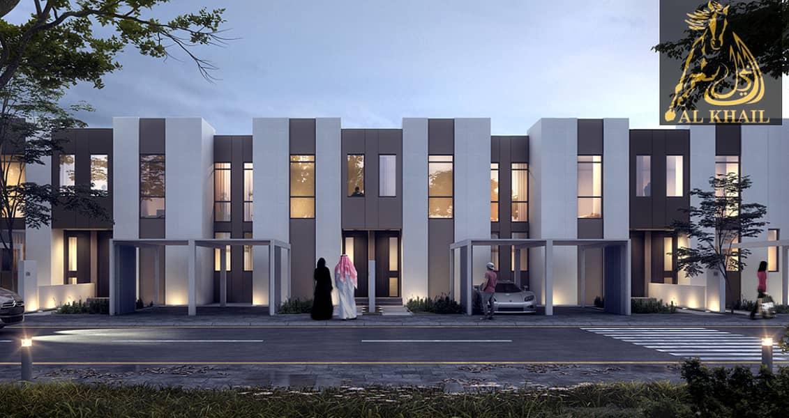 23 Brand New Luxury 5BR Signature Villa Al Nasma Residences