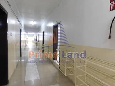 سكن عمال  للايجار في مصفح، أبوظبي - Labour/Staff Accommodation - Free Bus Parking