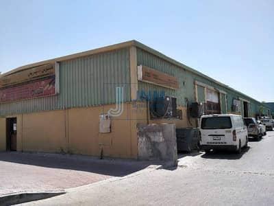 مستودع  للايجار في القوز، دبي - Fitted Warehouse for Rent with 20 KW Electric Power