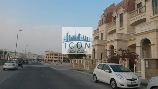 4 Bedroom Townhouse for Rent in Jumeirah Village Circle (JVC), Dubai - Castle Townhouse l Courtyard l 4 Bedroom l Closed Kitchen