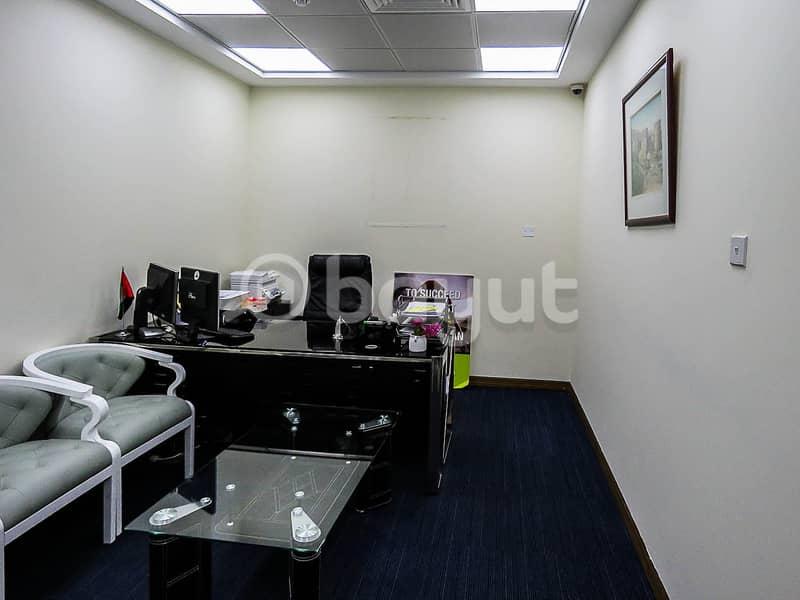 مکتب في الرفاعة بر دبي 4000 درهم - 4523482