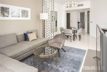 شقة 1 غرفة نوم للايجار في الخليج التجاري، دبي - Brand New Luxury 1 Bedroom in the Business Bay