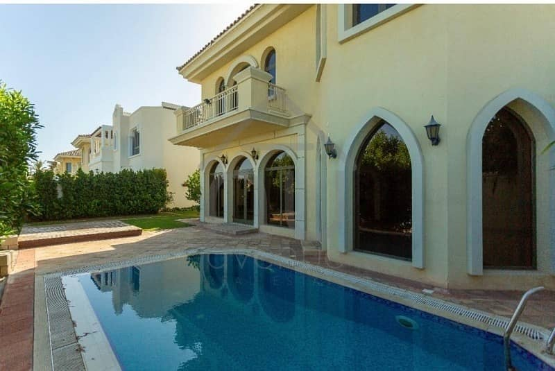 2 Immaculate Condition | Marina View |  5BR Atrium Entry