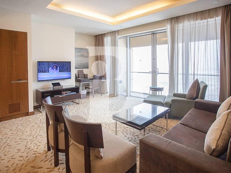 Spectacular 1 Bedroom - Fully Furnished