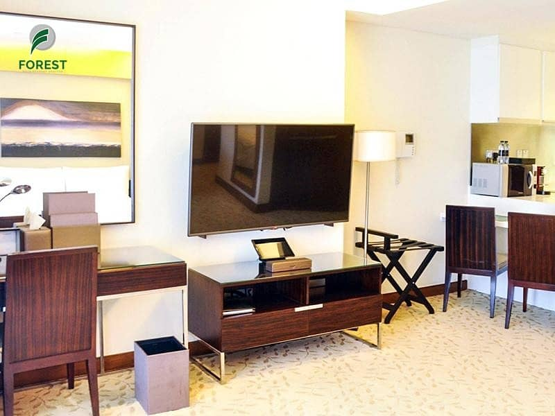 Amazing Unit |Fully Furnished | Burj View | Vacant