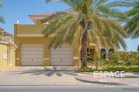 4 Bedroom Villa for Sale in Palm Jumeirah, Dubai - Exceptional 4 Bed Central Rotunda Villa