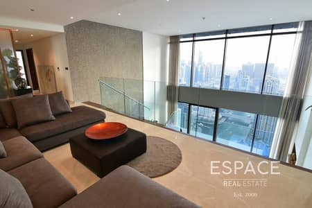 4 Bedroom Penthouse for Sale in Dubai Marina, Dubai - Luxury Duplex | Beautiful Marina Views