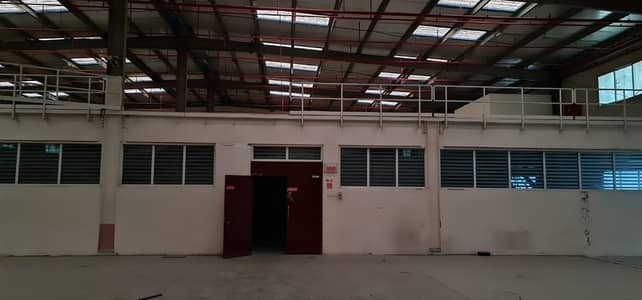 57000 square feet Warehouse with built in offices in Al Jurf Industrial area, Ajman
