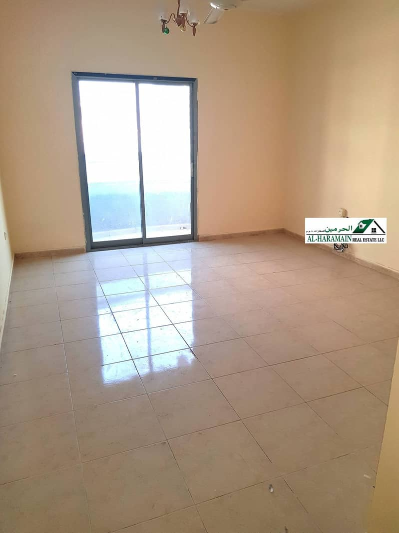 One Bedroom Hall with Balcony open view Flat for Rent