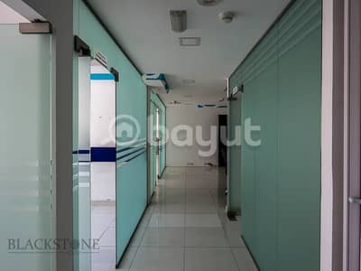 Office for Rent in Al Barsha, Dubai - Fully Fitted and Partitioned Office Space   Chiller Free