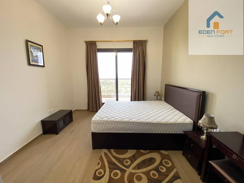 2 Pool View Fully Furnished One Bedroom Apartment ...