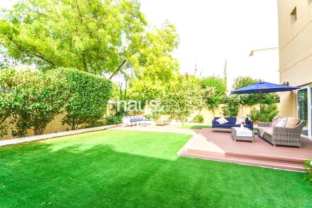 3 Bedroom Villa for Sale in The Meadows, Dubai - Exclusive | Upgraded | Type 3 | Call Isabella now