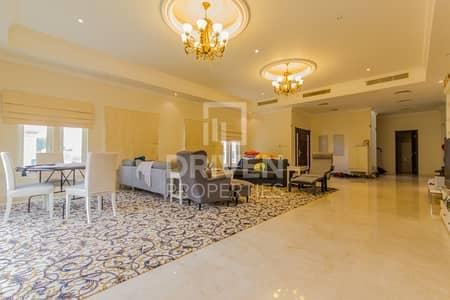 5 Bedroom Villa for Rent in The Villa, Dubai -  Private Pool