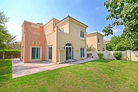 فیلا 5 غرف نوم للايجار في مدينة دبي الرياضية، دبي - Upgraded and Extended | 5 Bedrooms Villa