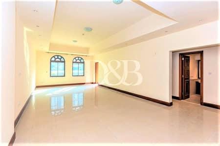 تاون هاوس 3 غرف نوم للايجار في نخلة جميرا، دبي - 3 BHK | TOWNHOUSE | OWN ACCESS