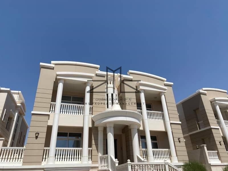 فیلا في قرية الفرسان مدينة خليفة أ 5 غرف 245000 درهم - 4785197