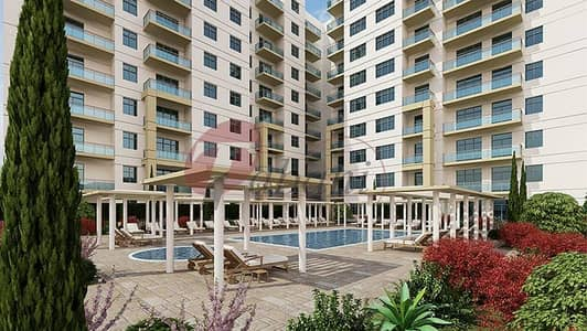 Magnificent Ultra-Spacious 2 BHK + Maid in Azizi Daisy