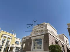 Luxury 4BR Villa Type V1(0% Fees)AL Forsan.