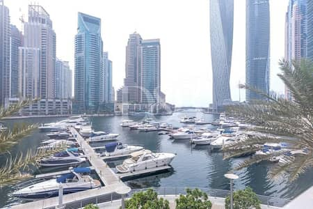 4 Bedroom Villa for Rent in Dubai Marina, Dubai - Spacious Layout | 4 Bed | Stunning Marina View