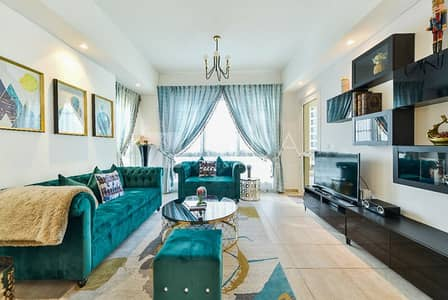 2 Bedroom Apartment for Rent in Palm Jumeirah, Dubai - Fully Serviced | Furnished 2 Bedroom | Vacant