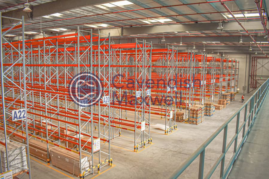 Logistics Facility I Racking System I 12m Height