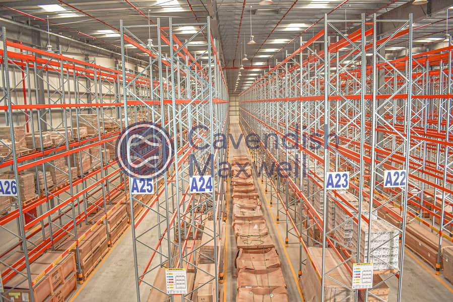 13 Logistics Facility I Racking System I 12m Height