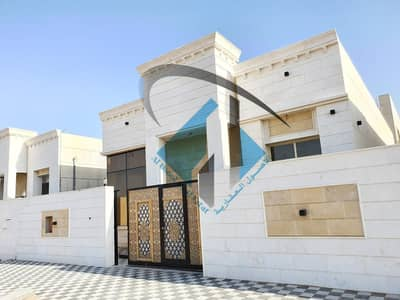3 Bedroom Villa for Sale in Al Helio, Ajman - for sale brand new villa with 3 bedrooms very good finishing in good price.