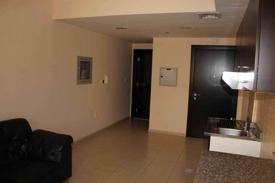 Spacious Studio | Balcony | Affordable rent