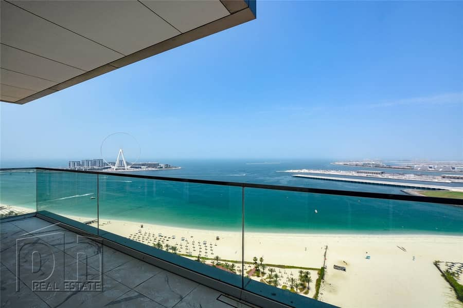 2 Amazing Sea Views | Modern | Private Lobby