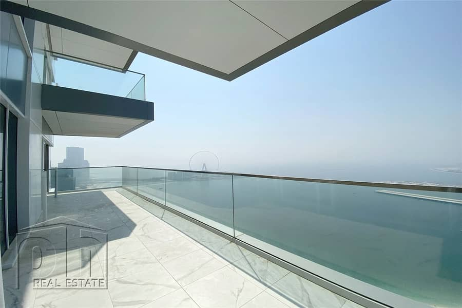 1 Amazing Sea Views | Modern | Private Lobby