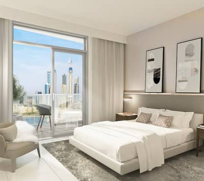 1 Bedroom Apartment for Sale in Dubai Marina, Dubai - Pay in 3 years| Brand New | Marina and sea view |EM
